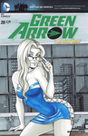 Felicity Smoak by AerianR