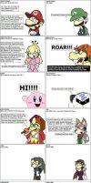 Brawl I - Thrid Parties by The-DCE