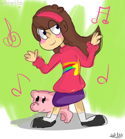 Mabel by andy-cly