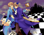 APH : Wonderland by glaceau