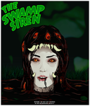 The Swamp Siren by julianx16