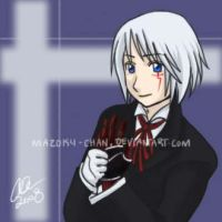 allen walker by mazoku-chan