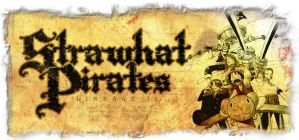 Strawhat Pirates Logo by OpenMic