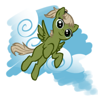 CAC AT: Filly, Tornado Twist by o0Risa0o
