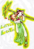 Little Looter by Shinigami-chan02
