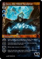 Jace, the Mind Sculptor by NEEDOR