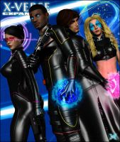 X-Verse Expansion 1 by 3DNDC