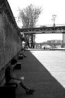 pont st pierre by Polyesterday