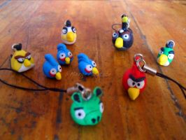 Angry Birds by margemagtoto