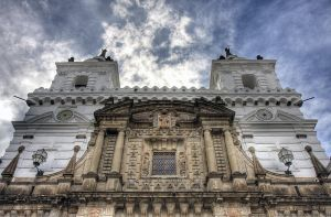 Quito Church by abey79