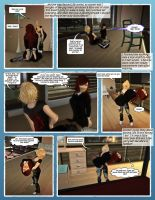 Molly 'n' Brit - A Little Visit - 2 by MollyFootman