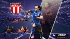 falcao wallpaper by AhmedElfeky