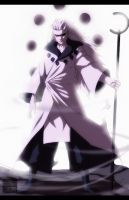 Madara Sage of Six Path Speedcolor - Naruto 663 by aConst