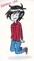 Copics: Marshall Lee by sailor663