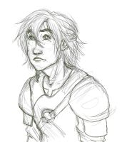 Older Hiccup sketch by AvannaK