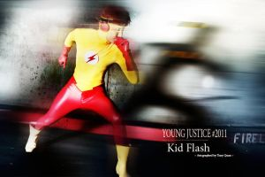 Kid Flash by qcamera