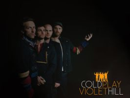 Coldplay - Violet Hill by SentonB