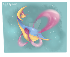 Cresselia by death-by-donuts