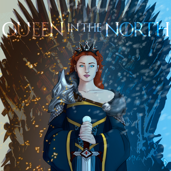 Queen in the North by Lightengale