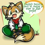 Little McCloud by pandakuten