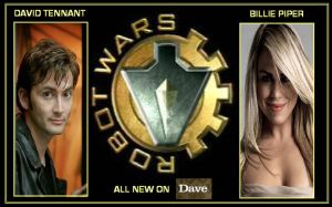 'What if' - New Robot Wars, New Presenters [1] by DoctorWhoOne