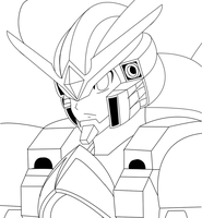 Burning Forte Armor by HiyashiX2