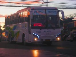Near Night Trip out of Bicol by MG7000