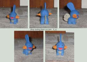 Request: Mudkip by Charmeleon221
