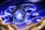Luna on the Moon by Goosebumps-Fan57