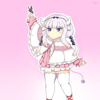 My Thicc Dragon Loli Kanna by Tomo-kun-O3O