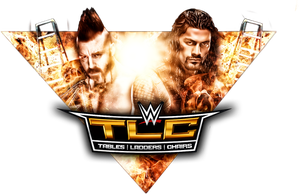 WWE TLC 2015 Poster by DS951