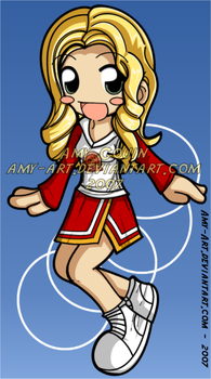 Claire Bennet - Heroes by amy-art