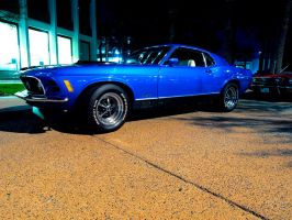 Mach1 Blues by Swanee3
