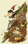 Over the Garden Wall by flutterdoodle