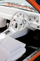 Inside Custom torana by RaynePhotography