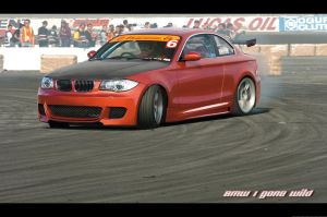 BMW 1 series drifter by no5master