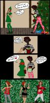 Dulce - Kanthi Claus is coming to town by ShadowsAndLight