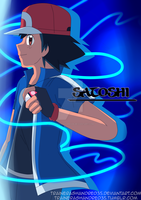 Request : Ash Ketchum by TrainerAshandRed35