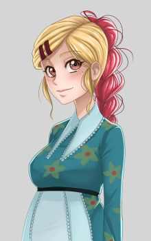 Hipster girl 02 by Wild-sin