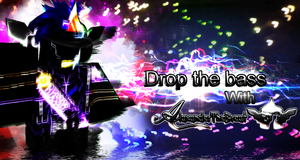 Drop the bass with AlaxanderTheGreat by BCMmultimedia