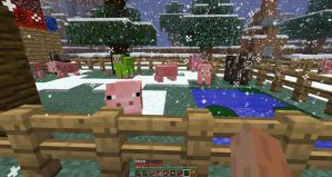 Minecraft is no farmville by shevakitty