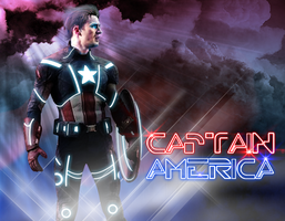 Captain TRON by AgentLaufeyson