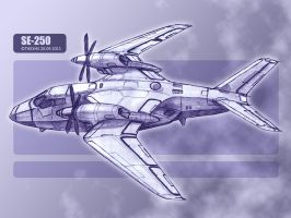 SE-250 by TheXHS
