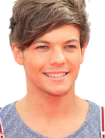 Louis Tomlinson (PNG) by MerygLeek