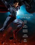 Superman Lives Fan Poster by timmax9