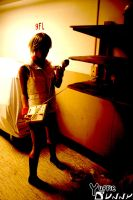 Heather from Silent Hill 3 by yuffiebunny