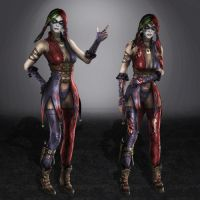Injustice Harley Quinn by ArmachamCorp