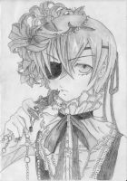 ciel phantomhive by margarethere