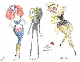 the  Rocky  Horror  Show2 by DemonCartoonist