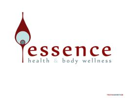 Essence Health and Body logo by Pencil-Dragonslayer
